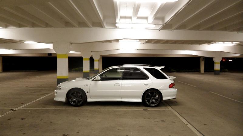 1999 Subaru Impreza Wrx Sti5 Wagon White Scoobynet Com
